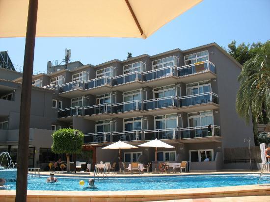 BQ Augusta: piscine