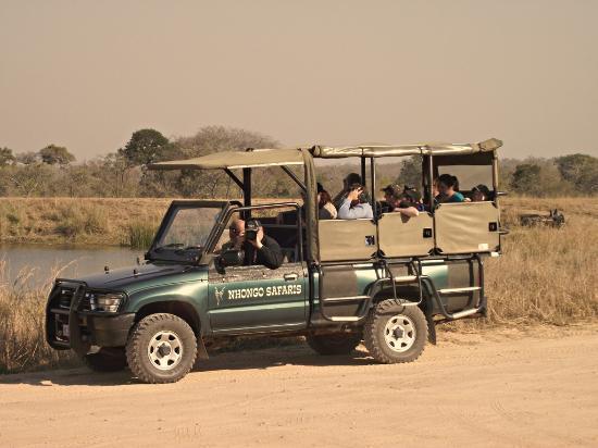 Nhongo Safaris - Day Tours: Game viewing at Transport Dam