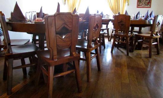Glendower Hotel: Dining area