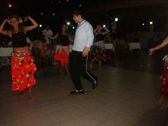 Samira Resort: Turkish Night