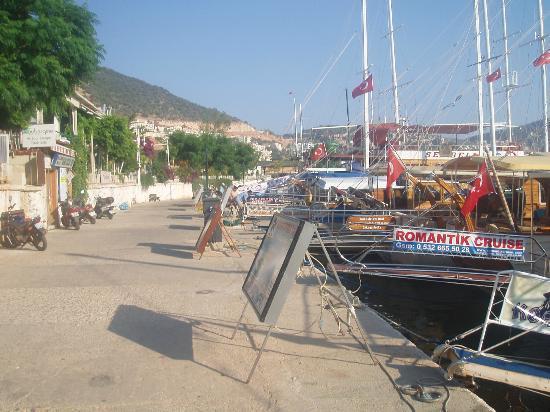 Samira Resort: The Marina Promenade