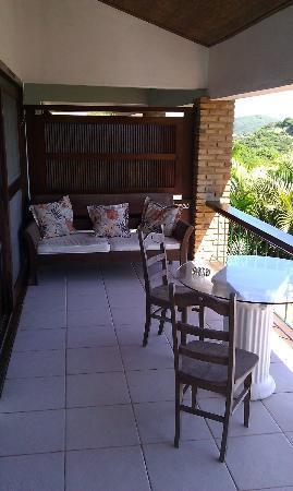 PortoBay Buzios: Balkon