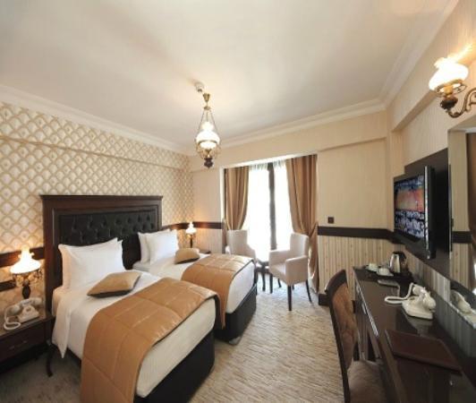 Divalis hotel stanbul t rkiye otel yorumlar ve for Divalis hotel istanbul