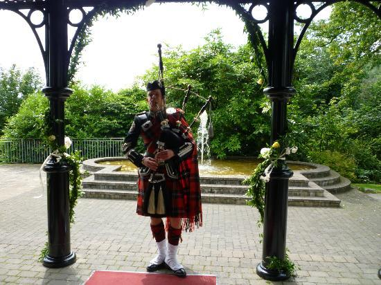 Grange Hotel: Piper not included