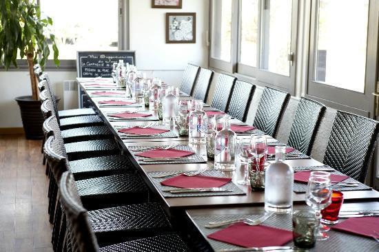 Amarys Inter Hotel Biarritz : Restaurant Inter Hôtel AMARYS