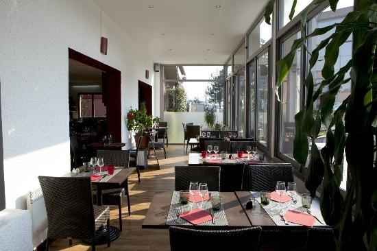 Amarys Inter Hotel Biarritz: Restaurant Inter Hôtel AMARYS