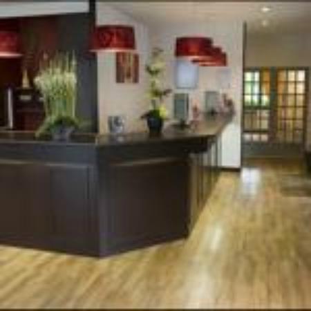 Amarys Inter Hotel Biarritz: Réception Inter Hôtel AMARYS