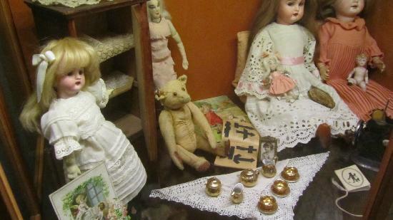 Тартуский музей игрушек: toys
