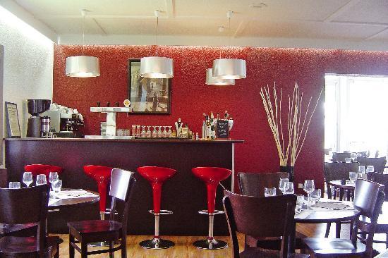 Amarys Inter Hotel Biarritz: Bar Inter Hôtel AMARYS