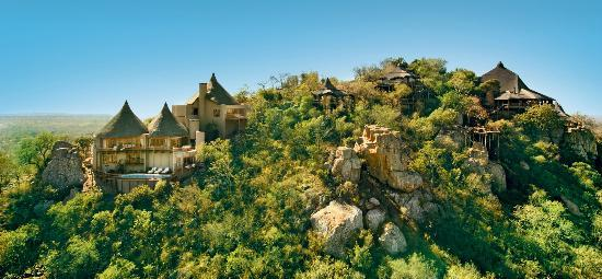 Ulusaba Rock Lodge 사진