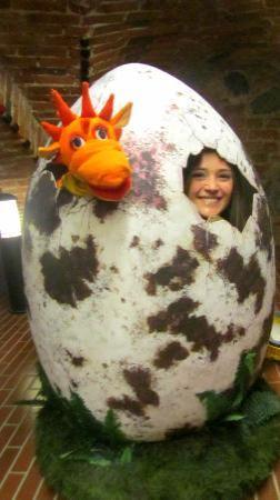 Tartu Toy Museum: cute egg