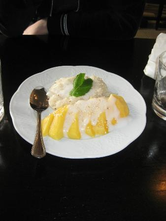 Mme Shawn : Dessert
