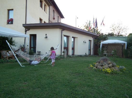 Piccolo Hotel Chianti: veduta esterna