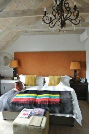 Abalone House : Twin beds