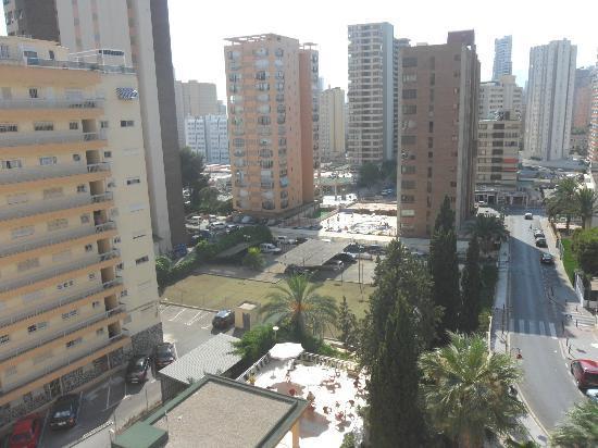 Gala Placidia Hotel : view from balcony