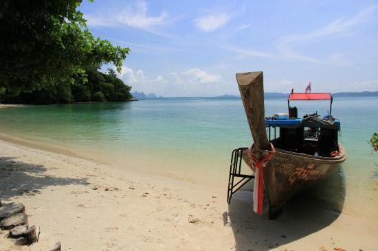 Tenta Nakara: spiaggia