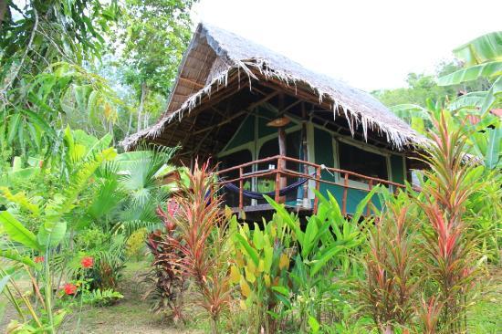 Tenta Nakara: bungalow