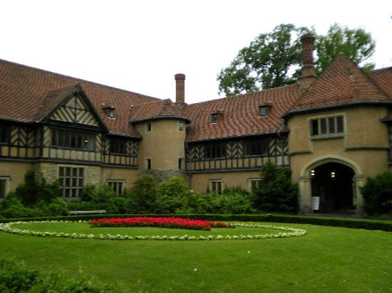 Schloss Cecilienhof: 庭