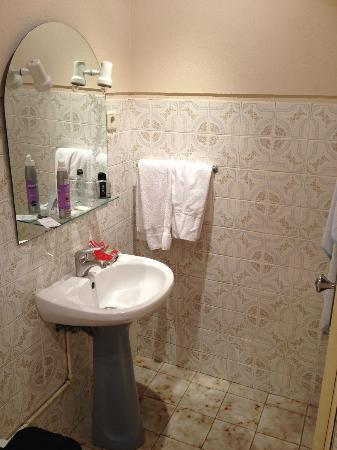 Santa Clara Guest House: Salle de bain