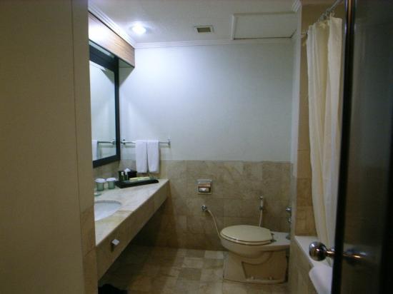 Hotel Santika Premiere Jogja: バスルーム