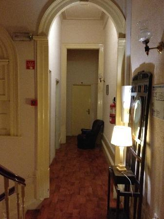 Santa Clara Guest House: 1er étage