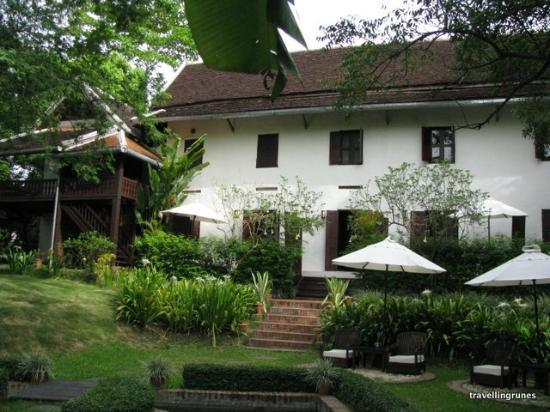 Hotel 3 Nagas Luang Prabang MGallery by Sofitel: The Garden