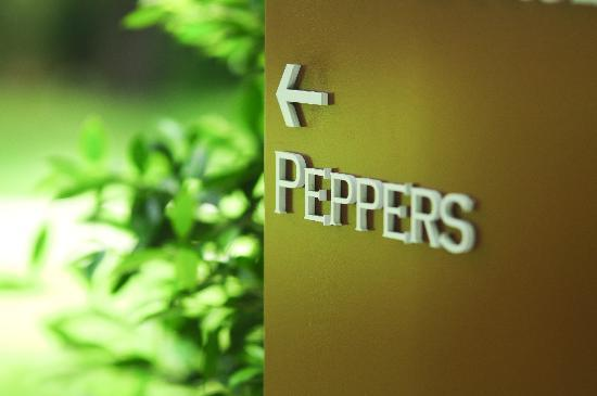 Peppers : Signage