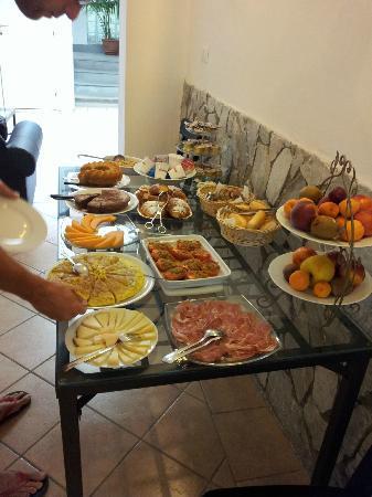 Hotel Luana: breakfast