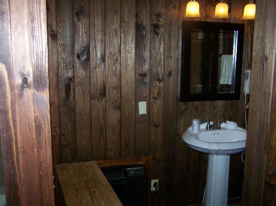 The Smoke House Lodge & Cabins : Inside