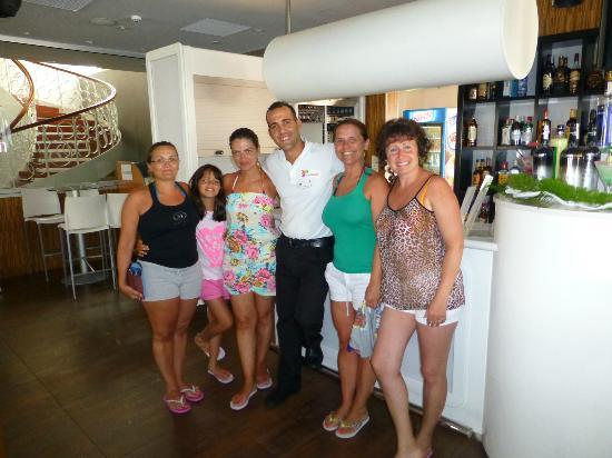 Hotel RH Royal - Adults Only: familia