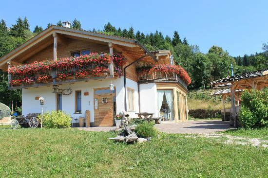 Baselga di Pine, อิตาลี: Agriturismo La Stropaia