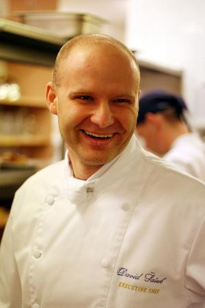 Aria Hotel: Executive Chef David Sasek