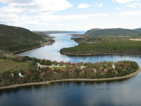 Swift Current, Kanada: Kilmory Resort Looking East