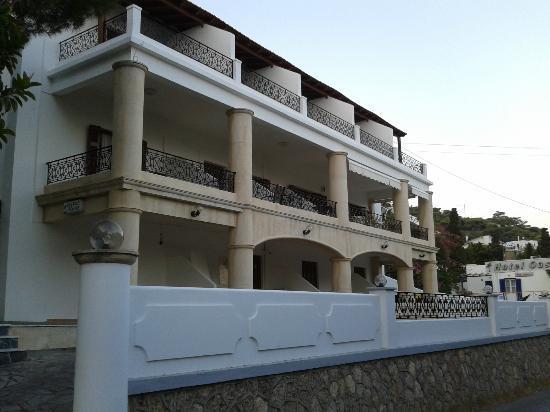 Hotel Oasis Massouri: Hotel Oasis