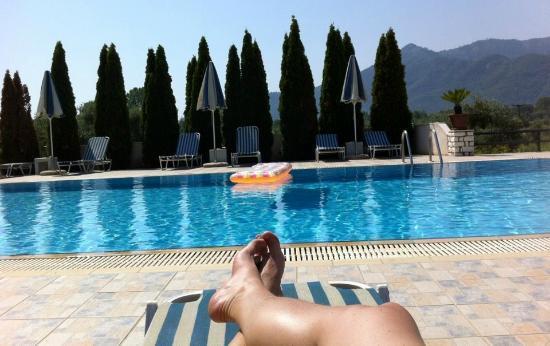 Pool Dimitris Hotel