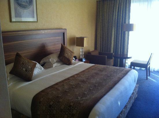 Hilton Alger: le lit