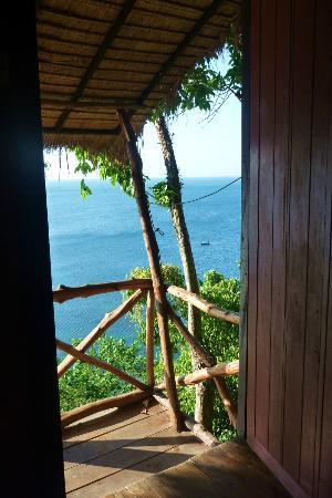 Bamboo Bay Resort: View from Room