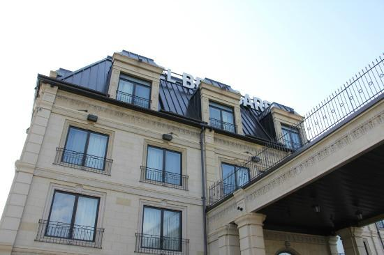 Hotel Brossard : Building