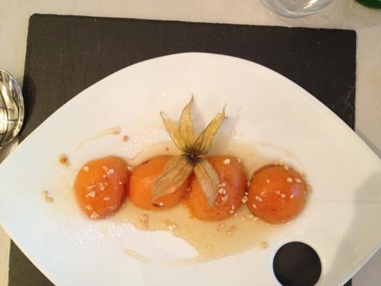 L'Aile de Ré : abricots miel amandes