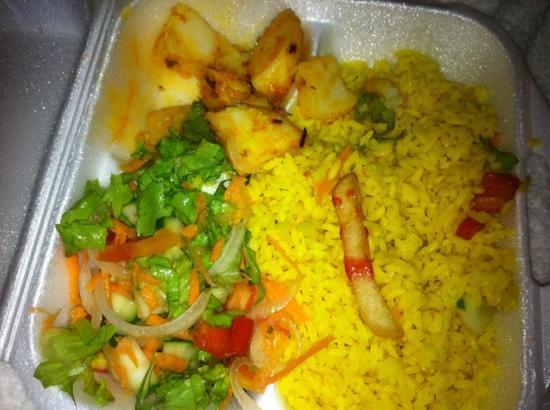 Serendib: Fish Curry