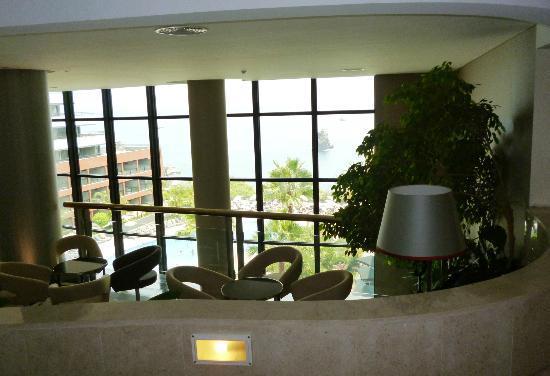 Enotel Lido Madeira : Bar in Hotel main entrance