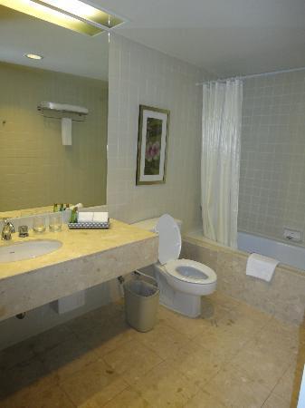Chatrium Residence Sathon Bangkok: bathroom