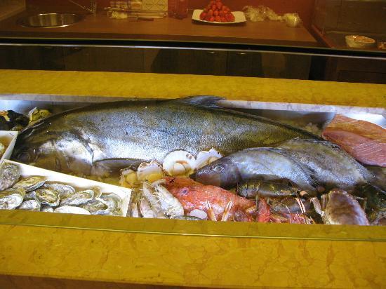 Terra & Mare: Pesce sempre fresco