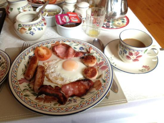 "‪‪Blarney Vale Bed and Breakfast‬: Anne's ""Full Irish Breakfast""