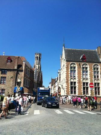 Hostellerie Pannenhuis : 20 minutes walk