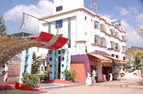 Hotel Krishna Park Rajkot