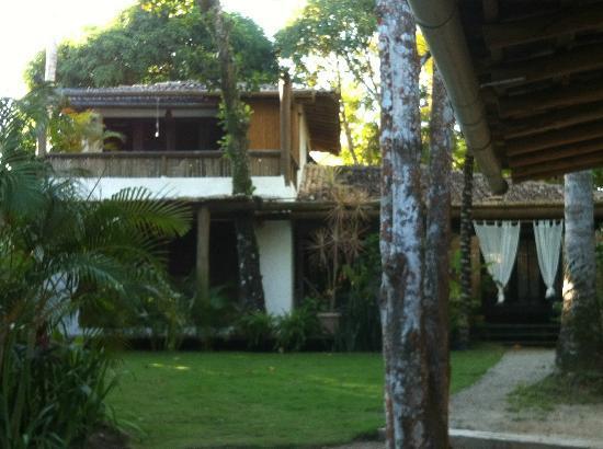 Soleluna Casa Pousada: Main house