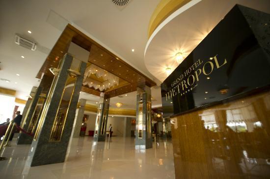 Remisens Premium Hotel Metropol: Entrance