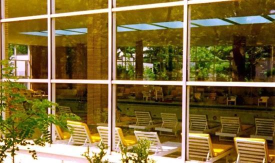 The Pines Resort: indoor pool