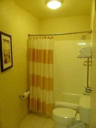 SpringHill Suites Annapolis: Very clean bathroom!
